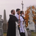 2019 November Mass at St. Mary's Cemetery photo album thumbnail 5